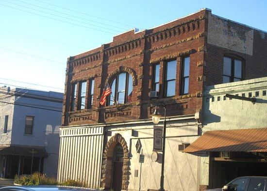 West Miner Street Historic District, Yreka, Ca