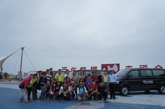 Kinmen, Tajwan: 老友同學會最適合
