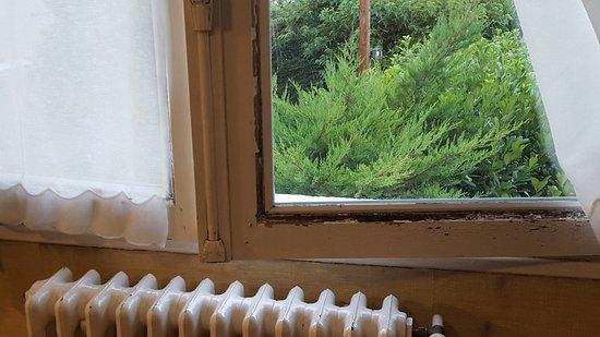 Espinasses, France : La finestra...