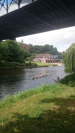 Shrewsbury, UK: The Quarry