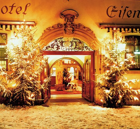 Hotel Eisenhut: Christmas Time
