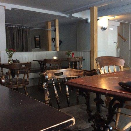 Penryn, UK: Lovely bar area