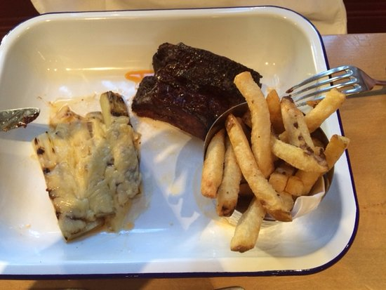 Wrotham, UK: more leeks than beef
