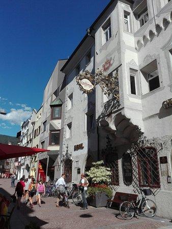 La Città vecchia di Brunico