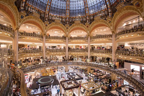 Galeries Lafayette Haussmann Paris 2018 All You Need
