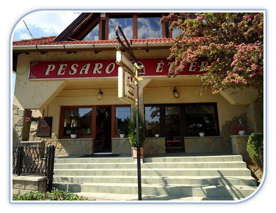 Pesaro Étterem: Étterem