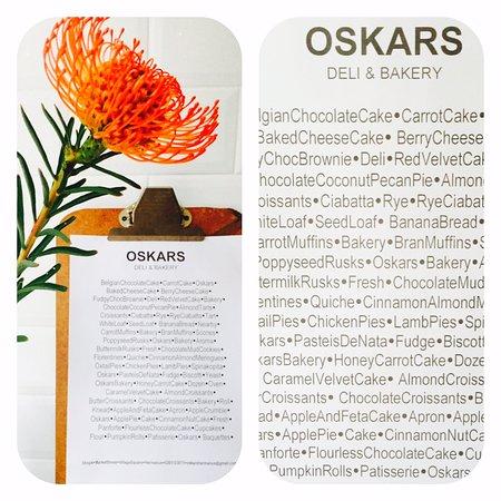 Oskars Delikatessen : Oskars Bakery
