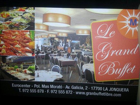 grand buffet libre el bingo photo de gran buffet libre la jonquera tripadvisor. Black Bedroom Furniture Sets. Home Design Ideas