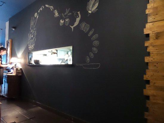 Half Open Keuken : Half open keuken picture of tapabento trindade porto tripadvisor