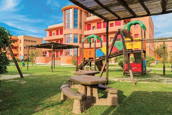 Hotel Club Resort Regina del Mare: Parco giochi