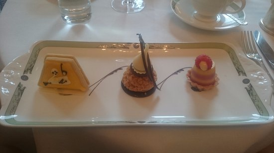 The Merrion Hotel: Art Tea selection