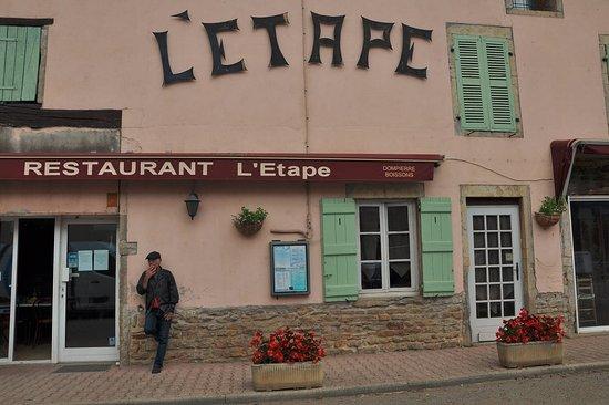 Сона и Луара, Франция: L'Etape