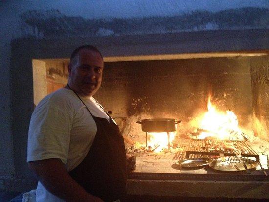 Solta Island, Kroatien: le braci per i piatti più gustosi