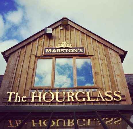 Devizes, UK: The Hourglass
