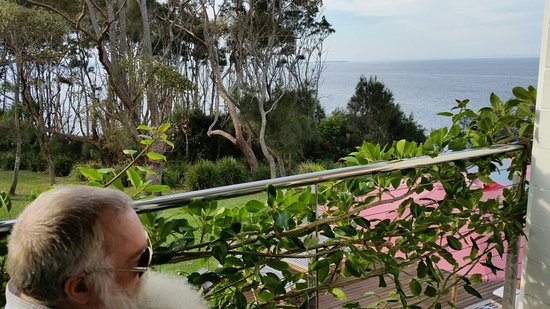 Mollymook, Australia: Fabulous location with memorable views