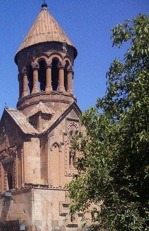 Yeghvard Church