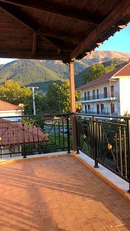 Chrysa Guest House: Η θέα από το δωμάτιο 2.