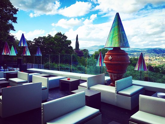 Flo Lounge Bar Florence Piazzale Michelangelo