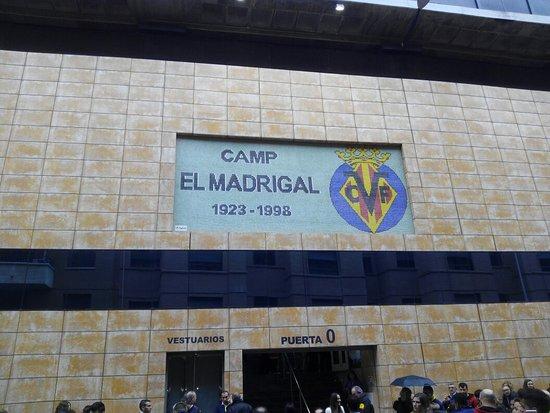 Villarreal, Espagne : Estadio El Madrigal