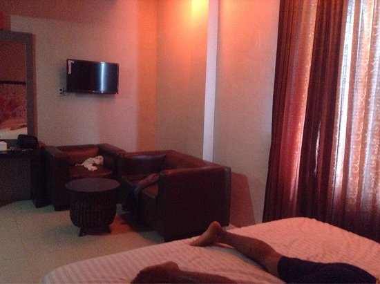 Guest House Syariah Grand Jamee: Grand deluxe room