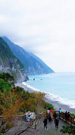 Su-Hua Highway: 清水斷崖