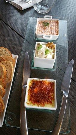 Sallanches, Francia: Une si bonne table.
