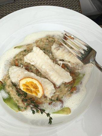 Oestrich-Winkel, Alemania: The dish taste plain a bit