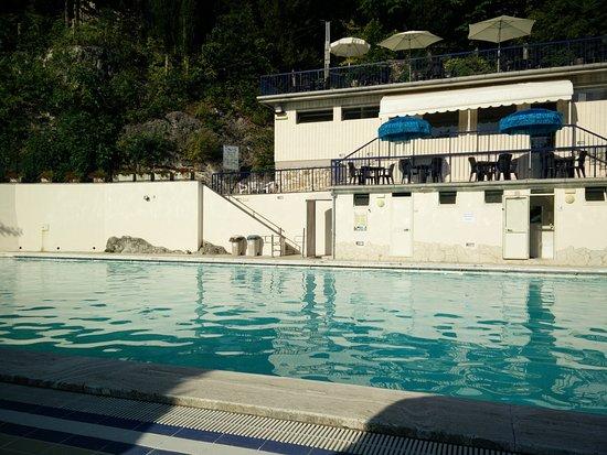 La piscina termale picture of hotel terme san filippo bagni di san filippo tripadvisor - Bagni san filippo hotel ...