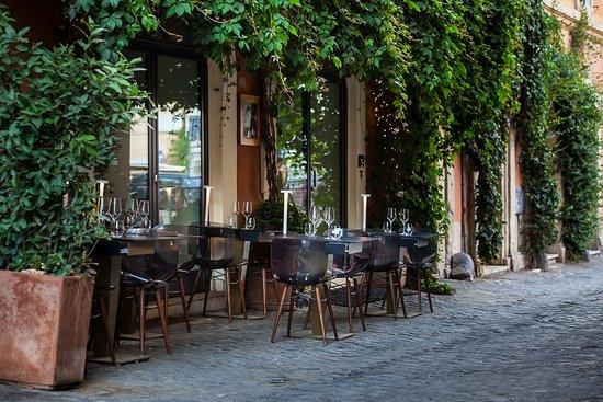 L 39 esterno foto di per me giulio terrinoni roma for L esterno di un ristorante