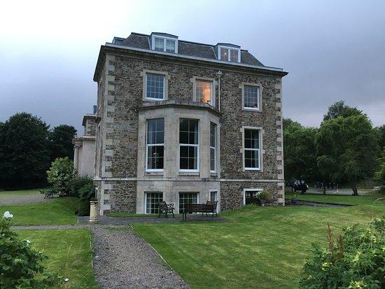 Selkirk, UK: East View Broadmeadows House