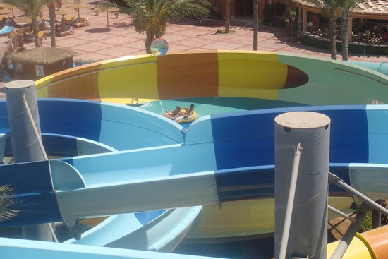 Charmillion Gardens Aqua Park: аквапарк