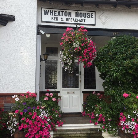 Bed And Breakfast Wolverhampton Road Stafford