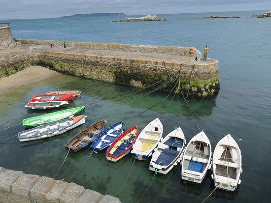 Select Stores Dalkey: le petit port de Dalkey, au sud de la baie de Dublin