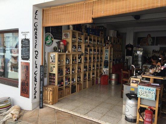 La Domadora y El Leon, Craft Beer Store
