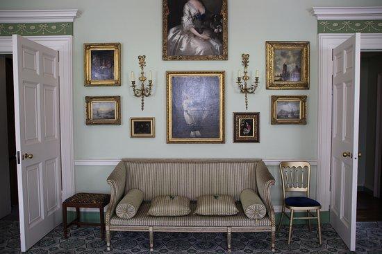 Georgian House Drawing Room