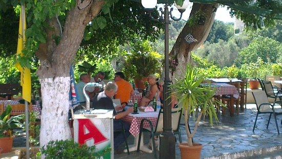 Prines, Grækenland: Giannikos Taverna