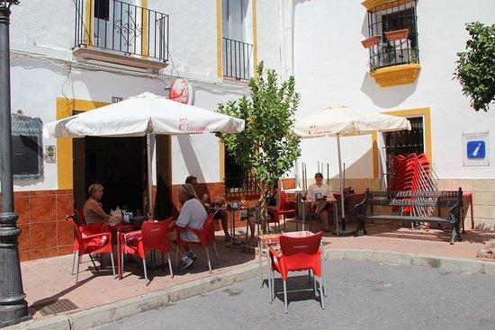 A propper Spanish Tapas bar ....