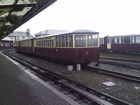 Porthmadog, UK: Ffestiniog Railway