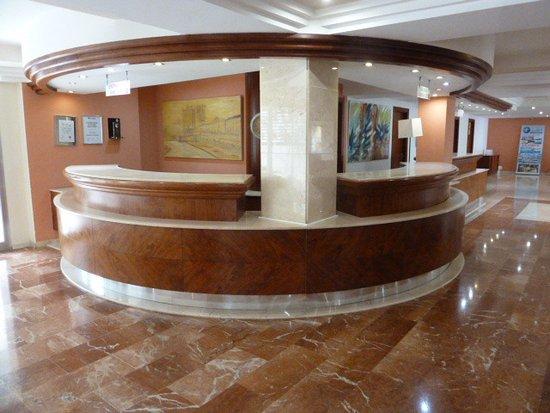 Palma Bay Club Resort Empty Concierge