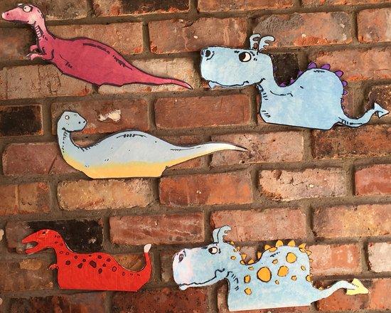 Newry, UK: Sticky Fingers Arts