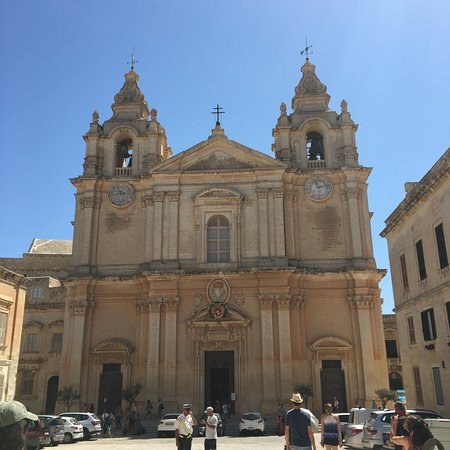 Mdina Old City: Cattedrale