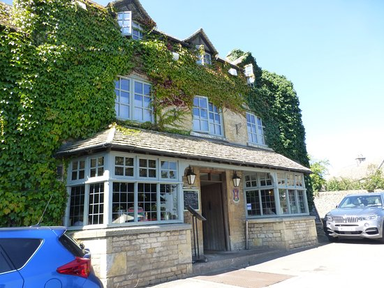 Stow-on-the-Wold, UK: great building