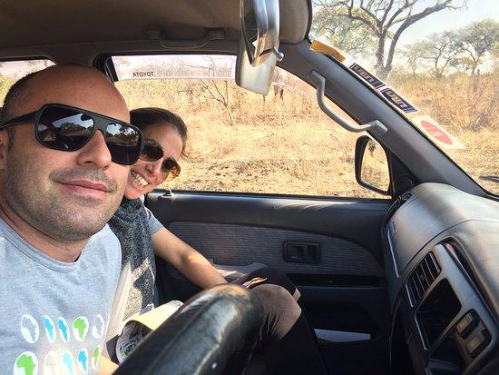 Nelspruit, Afrika Selatan: The best guys in the park