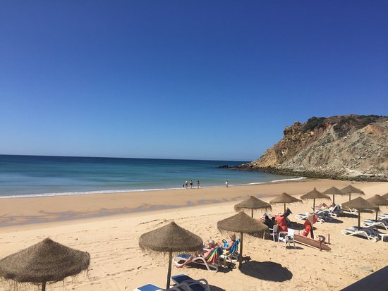 Burgau Beach, just stunning