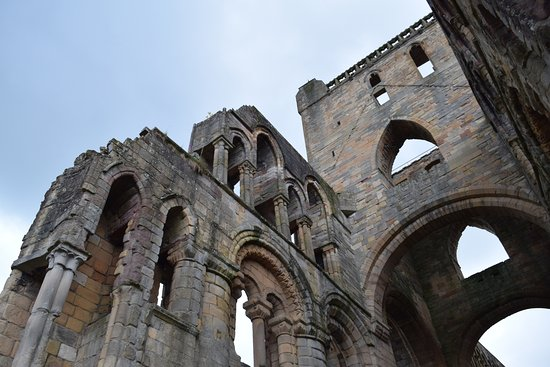 Jedburgh, UK: Good interesting structure