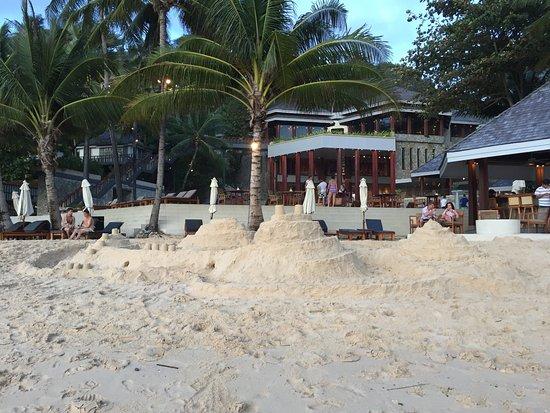 The Surin Phuket: Beach bar