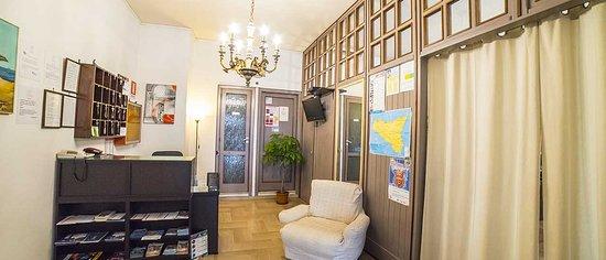 Hotel La Sirenetta : reception