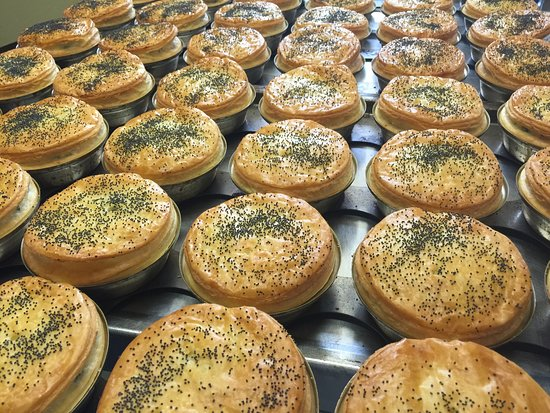 Warkworth, Новая Зеландия: Savan's bakery