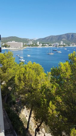 Intertur Palmanova Bay: The views from the hotel! Absolutely amazing booked to go back in October and will be going back