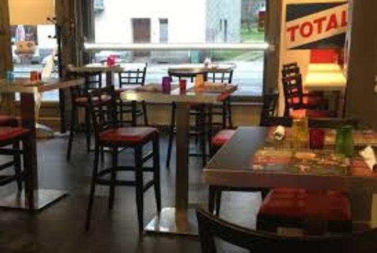 le garage a pizza gerardmer restaurantbeoordelingen